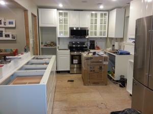 kitchenprogress